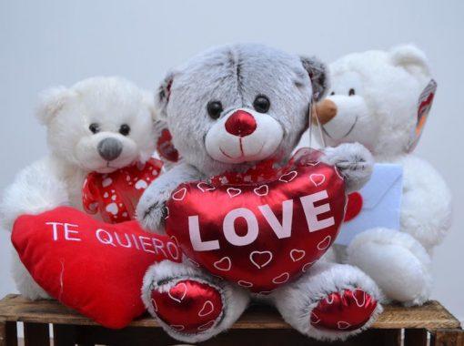 Peluche love para regalar
